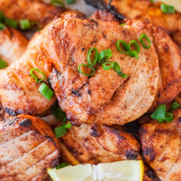 Baked Tandoori Chicken