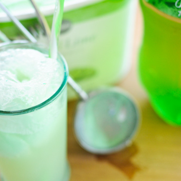 Lime Sherbert Cooler
