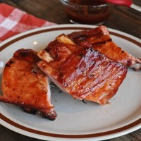 BBQ Ribs Recipe and Southern Football