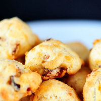 Cheddar and Bacon Puffs Recipe {Giveaway}