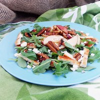 Chicken Apple Pecan Salad