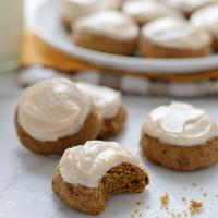 Pumpkin Spice Latte Cookies
