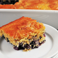 Lemon Blueberry Breakfast Cake Recipe
