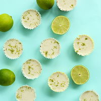 7 Ingredient Vegan Key Lime Pies