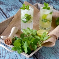 Friday at Five: Limoncello Mojito