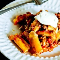 Slow Cooker Beef Ziti Recipe